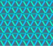 Vector Naadloos Doorwevend Lijnenpatroon moderne modieuze textuur stock illustratie