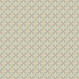 Vector naadloos geklets van abstracte bloemen stock illustratie