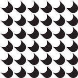 Vector naadloos geometrisch patroon klassiek ornament vector illustratie