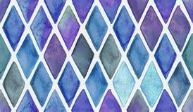 Vector naadloos hand getrokken patroon stock illustratie
