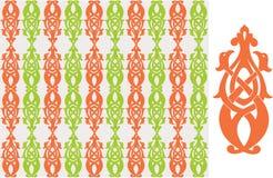 Vector naadloos oud patroon -   Stock Fotografie