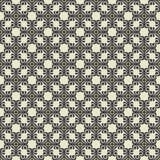 Vector naadloos patroon Royalty-vrije Stock Foto's