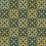 Vector naadloos patroon Stock Foto
