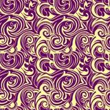 Vector naadloos patroon Royalty-vrije Stock Fotografie