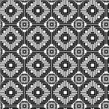 Vector naadloos patroon Stock Afbeeldingen