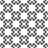 Vector naadloos patroon, bloemen geometrische textuur Royalty-vrije Stock Foto