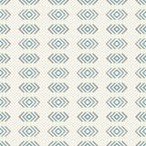 Vector naadloos patroon De achtergrond van het Liniarpatroon Stock Foto