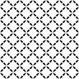 Vector naadloos patroon, diagonale roostertextuur Royalty-vrije Stock Foto's