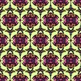 Vector naadloos patroon Fllower Royalty-vrije Stock Foto's