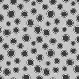 Vector naadloos patroon, grafische illustratie Royalty-vrije Stock Foto