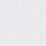 Vector naadloos patroon met grijs-zilveren vormen Stock Afbeeldingen