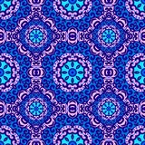 Vector naadloos patroon met helder ornament Royalty-vrije Stock Foto's
