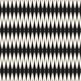 Vector naadloos patroon met ruitvormen, de textuur van het netwerknet Royalty-vrije Stock Foto's