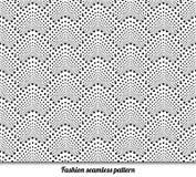Vector naadloos patroon. Moderne modieuze textuur. Stock Foto's