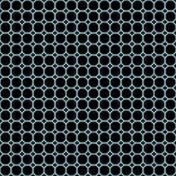 Vector naadloos patroon moderne modieuze textuur Stock Foto's
