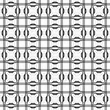 Vector naadloos patroon moderne modieuze textuur Royalty-vrije Stock Foto