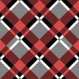 Vector naadloos patroon moderne modieuze textuur Het herhalen van geometrische tegels met gestippeld vierkant Stock Afbeelding