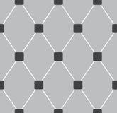 Vector naadloos patroon tegel Het herhalen van geometrische tegels Stock Afbeeldingen
