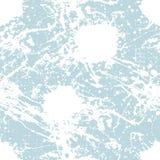 Vector naadloos patroon, tegel met n.v.-plons, vlekken, smudge en borstelslagen Grunge eindeloos malplaatje voor Webachtergrond,  vector illustratie