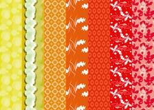 Vector naadloos patroon Textuur Royalty-vrije Stock Foto