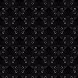 Vector naadloos patroon van abstracte elementen Royalty-vrije Stock Afbeelding
