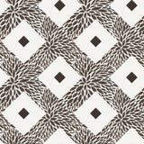 Vector Naadloos Patroon van Bladeren Royalty-vrije Stock Foto