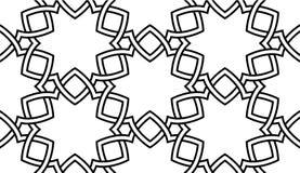 Vector naadloos patroon van Keltisch Stock Afbeeldingen