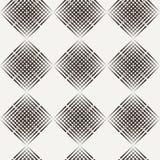Vector naadloos patroon van lijnen Royalty-vrije Stock Afbeeldingen
