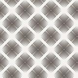 Vector naadloos patroon van lijnen Royalty-vrije Stock Fotografie