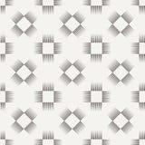 Vector naadloos patroon van lijnen Stock Afbeeldingen