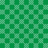 Vector naadloos patroon van textuur van stof Stock Afbeeldingen