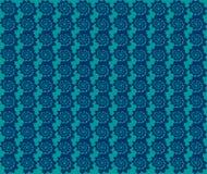 Vector naadloze achtergrond met harten Stock Afbeelding