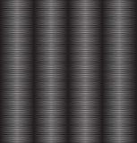 Vector naadloze eenvoudige abstracte geometrische lijnen als achtergrond patte Stock Fotografie