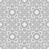 Vector naadloze guilloche achtergrond Stock Afbeeldingen