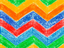 Vector naadloze hand getrokken chevronachtergrond voor verjaardag, verjaardag, Valentijnskaartendag, huwelijkspartij Royalty-vrije Stock Afbeeldingen