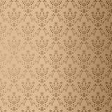 Vector naadloze ornamenttextiel Stock Fotografie