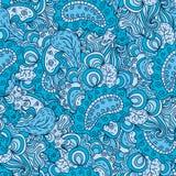 Vector naadloze patroonachtergrond Stock Fotografie