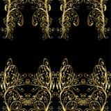 Vector naadloze textuur Royalty-vrije Stock Afbeelding