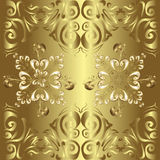 Vector naadloze textuur Royalty-vrije Stock Foto's