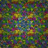 Vector naadloze textuur Royalty-vrije Stock Fotografie