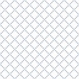 Vector naadloze textuur Kleine bloemen op een witte achtergrond Nettextuur royalty-vrije stock afbeelding