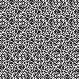 Vector nahtloses Muster Stockfotografie