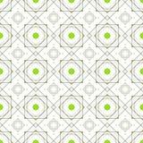 Vector nahtloses Muster Stockbild