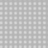 Vector nahtloses Muster Abstrakte Linie Beschaffenheit Schwarzweiss-Hintergrund Einfarbiges Design lizenzfreie abbildung