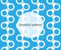 Vector nahtloses Muster abstrakter Hintergrund Wiederholen von geometrischen Gegenständen Hintergrund für Netz oder Druck Stockfotos