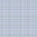 Vector nahtloses Muster Karierter Pastellhintergrund in den blauen Farben, Gewebemuster probiert Beschaffenheit des Leinenstoffes Lizenzfreie Stockfotografie