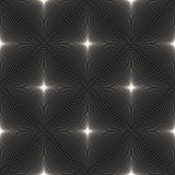 Vector nahtloses Muster, moderne geometrische Beschaffenheit mit dünnen schräg gelegenen Linien Lizenzfreies Stockfoto