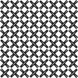Vector nahtloses Muster Moderne stilvolle abstrakte Beschaffenheit Wiederholen geometrisch Gitter, Verzierung lizenzfreie abbildung