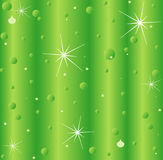 Vector, Natural green background Stock Photography