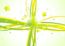Vector nature background Royalty Free Stock Photo